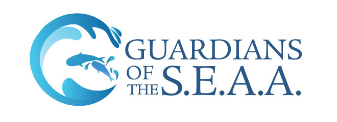 Guardians of the S.E.A. Aquarium Logo